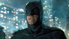 Batman And Alfred Have A Chat In Leaked Photo From Snyder's Justice League Cut
