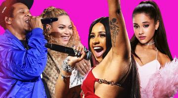 Δείτε τις υποψηφιότητες των MTV Video Music Awards 2018