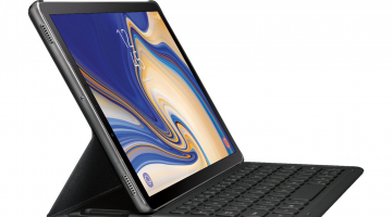 Samsung leak shows a silver Galaxy Tab S4 and new S Pen design