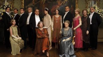 Στους κινηματογράφους το Downton Abbey