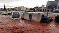 Σχετικά με τις πλημμύρες στη Μάνδρα Αττικής
