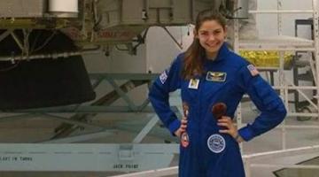 Η NASA προετοιμάζει αυτό το κορίτσι να γίνει ο πρώτος άνθρωπος στον Αρη -Είναι μόνο 17 ετών