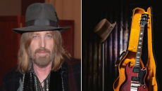 Tom Petty's 1965 Gibson SG guitar going up for auction