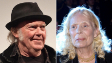 Lost 1968 Neil Young and Joni Mitchell recordings could be released