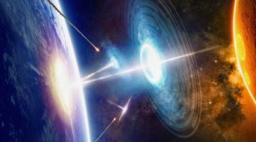 Η πρώτη ιστορία επιστημονικής φαντασίας στον κόσμο γράφτηκε στα ελληνικά και παρουσίαζε πόλεμο στο διάστημα