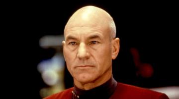 'Star Trek' Plans New Series With Patrick Stewart's Jean-Luc Picard