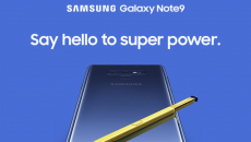 Samsung accidentally leaks another look at the Galaxy Note 9