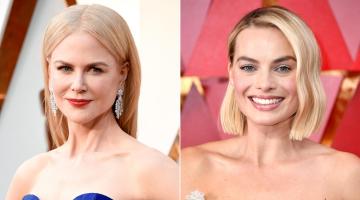 Nicole Kidman, Margot Robbie in talks to join Charlize Theron in Fox News film
