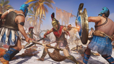Assassin's Creed Odyssey lets you create your own combat style
