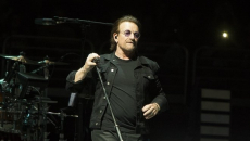 """U2 show canceled mid-set. Bono suffering from """"complete loss of voice"""""""