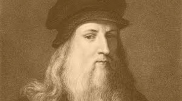 Leonardo da Vinci may have had an eye disorder that helped him paint masterpieces