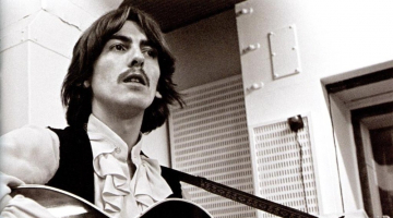 Unheard versions of the Beatles' While My Guitar Gently Weeps released