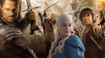 Ο Άρχοντας των Δαχτυλιδιών είναι η απόλυτη πηγή έμπνευσης του Game of Thrones