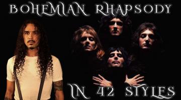 Το Bohemian Rhapsody σε 42 διαφορετικές εκδοχές