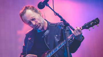 Radiohead's Thom Yorke Drops New Song From His 'Suspiria' Soundtrack