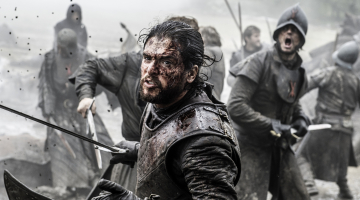 The epic final season of 'Game of Thrones' will have the biggest on-screen battle ever