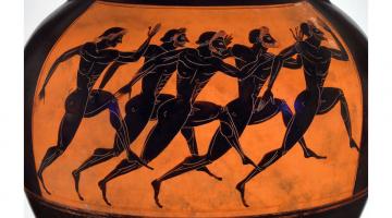 Ποιος ήταν ο αρχαίος μαραθωνοδρόμος;