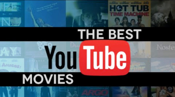 Δωρεάν ταινίες στο YouTube!