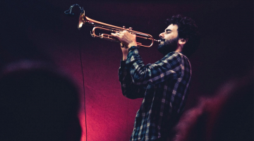 Andreas Polyzogopoulos quartet @ Half Note Jazz Club | Τετάρτη 7 Νοεμβρίου
