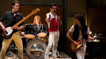 How Queen's Roger Taylor Feels About His Portrayal In Bohemian Rhapsody