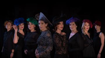 Οκτώ  ΓΥΝΑΙΚΕΣ ΚΑΤΗΓΟΡΟΥΝΤΑΙ, από την Πέμπτη 20 Δεκεμβρίου στο θέατρο Αργώ