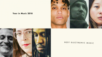 The Best Electronic Music of 2018