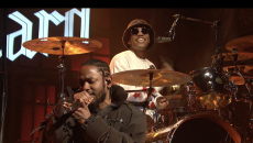 Kendrick Lamar, Anderson .Paak Perform Funky 'Tints' on 'SNL'