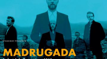 Οι MADRUGADA έρχονται και στην Ελλάδα | Industrial Silence Tour | ΑΘΗΝΑ, 7 Απριλίου ΘΕΣΣΑΛΟΝΙΚΗ, 5 Απριλίου
