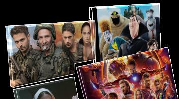 Αυτές είναι οι ταινίες που προτίμησαν οι Έλληνες το 2018