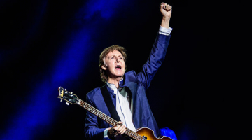 Paul McCartney Jams to His Own Song in New Year's Greeting on Instagram