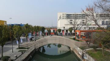 Στη Σαγκάη η μεγαλύτερη πεζογέφυρα του κόσμου από 3D εκτυπωτή