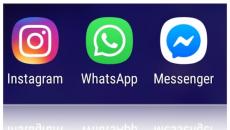 Το Facebook θα ενοποιήσει Instagram, WhatsApp και Facebook Messenger