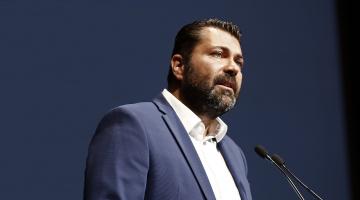 """""""Οπτικοακουστική Βιομηχανία: Ένα στοίχημα ανάπτυξης για την Ελλάδα"""". Ομιλία και συζήτηση με τον υφυπουργό ΨΗΠΤΕ κ.Λευτέρη Κρέτσο στο Filmbox"""