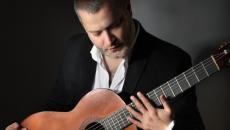 """Ο Παναγιώτης Μάργαρης «Με τη μαγεία της κλασικής κιθάρας» στον Φιλολογικό Σύλλογο """"Παρνασσός"""""""