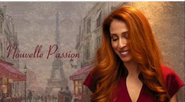 «Nouvelle Passion», το νέο άλμπουμ της Λίνας Ροδοπούλου με την υπογραφή του Παναγιώτη Μάργαρη