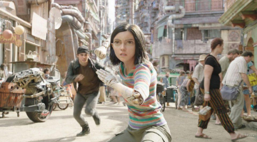 China Might Turn 'Alita: Battle Angel' Into A Box Office Wonder Woman