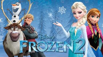 Δείτε το τρέιλερ του Frozen 2!