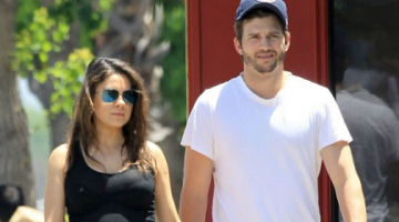 Ashton Kutcher-Mila Kunis έγιναν γονείς!