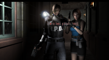 Resident Evil Remake Ελληνικό Review