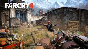 Far Cry 4 Ελληνικό Review