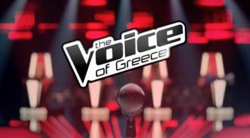 """Η Δέσποινα Βανδή στα backstage του """"Voice 2"""""""