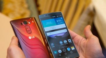 LG G Flex 2 ελληνικό Review