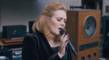 Νέο τραγούδι κυκλοφόρησε η Αντέλ (Adele)