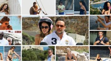 Ηθοποιοί του  Χόλλυγουντ που αγαπούν την Ελλάδα πιο πολύ κι από μας