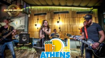 ΚΕΡΔΙΣΤΕ 3 προσκλήσεις για τo live των Goldie Edition @ Athens Beer Festival