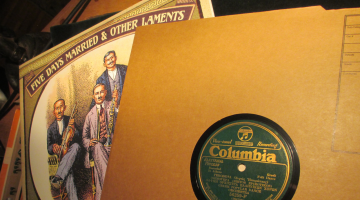 """Chris travels at 78 RPM: """"Dreaming The Blues"""" – Episode 6"""