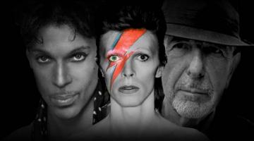 Το βινύλιο βρυχάται: Νέες συλλεκτικές εκδόσεις από Prince, Bowie & Κοέν