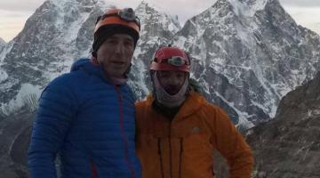Στην κορυφή του Έβερεστ Έλληνες ορειβάτες