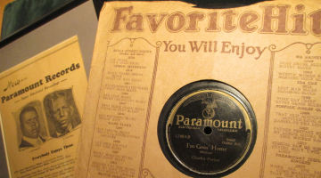 Chris travels at 78 RPM: «I'm Goin' Home» – Episode 12