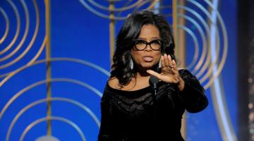 Oprah Winfrey's Golden Globes speech inspires speculation about 2020 campaign